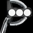 Odyssey White Steel Tri-Ball SRT Putters