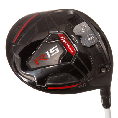 TaylorMade R15 Black TP Driver 10.5° Mens/Right