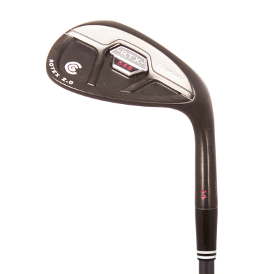 Cleveland 588 RTX 2.0 CB Black Satin Wedge (2014)