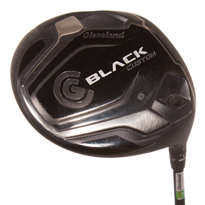 Cleveland 2015 CG Black Custom Driver 10.5° Mens/Right