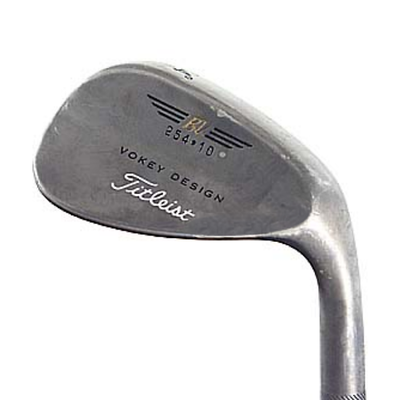 Titleist Vokey Black Nickel Wedges