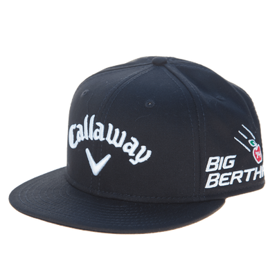 Tour Custom Flat Bill Fitted Cap (Perez/Lee)
