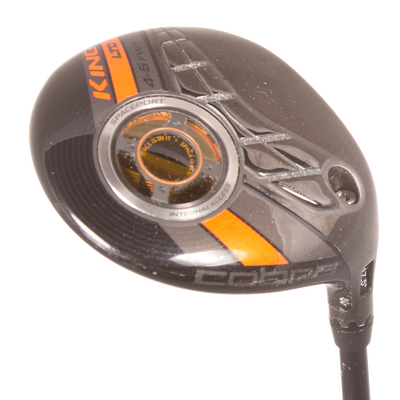 Cobra King LTD (4-5 Fwy) Fairway - 16.5° Mens/Right