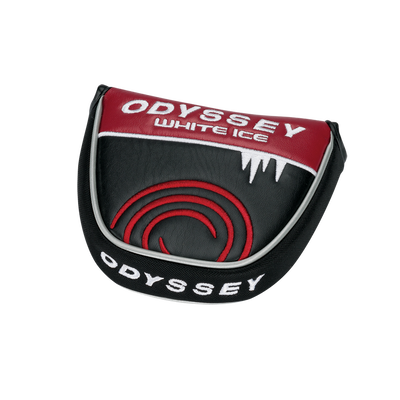 Odyssey White Ice Mallet Headcover