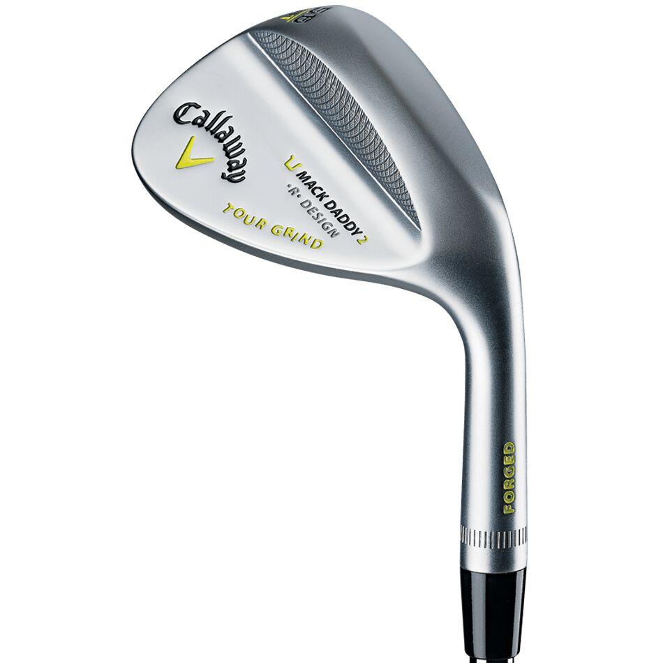 Callaway Golf Mack Daddy 2 Tour Grind Chrome Wedges