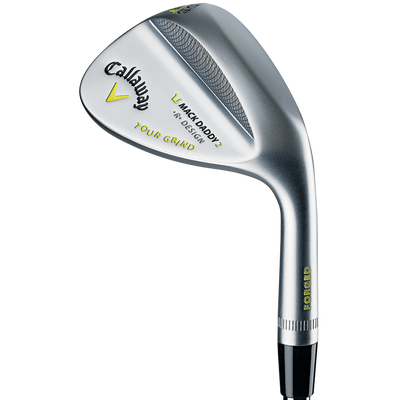 Mack Daddy 2 Tour Chrome Lob Wedge Mens/LEFT