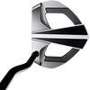 Odyssey White Ice D.A.R.T. Putter - View 2
