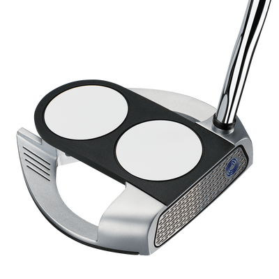 Odyssey Works Versa 2-Ball Fang Putter