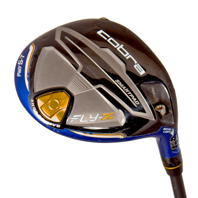 Cobra Fly-Z (5-7 Fwy) Fairway - 18.5° Mens/LEFT