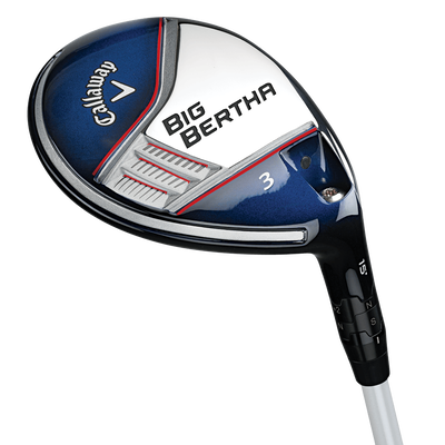 2014 Big Bertha Fairway Woods 3 Wood Mens/LEFT