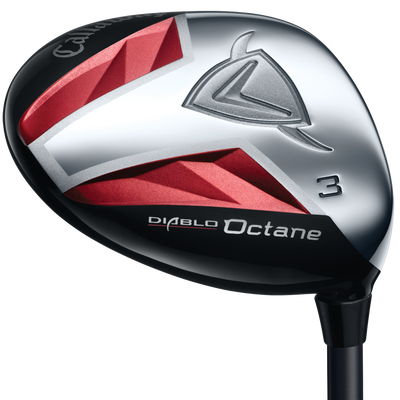 Diablo Octane Fairway 5 Wood Mens/LEFT