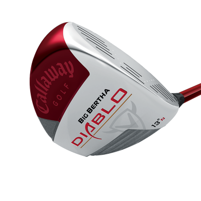 Big Bertha Diablo Fairway Woods 5 Wood Draw Mens/LEFT