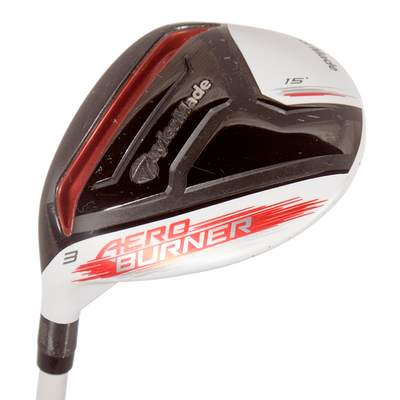TaylorMade Aeroburner 3 Wood Mens/LEFT