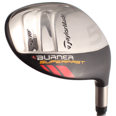 TaylorMade Burner (2010) Superfast Fairway 3 Wood Mens/LEFT