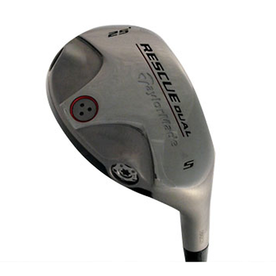 TaylorMade Dual Hybrid 4 Hybrid Mens/Right