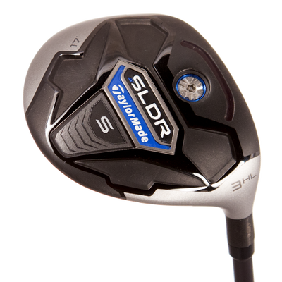 TaylorMade SLDR S Fairway 3 Wood Mens/LEFT
