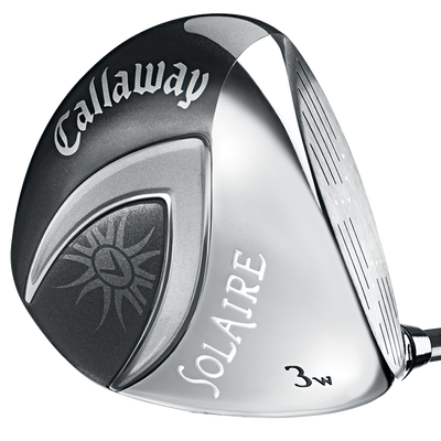 Women's Callaway Solaire Fairway Woods