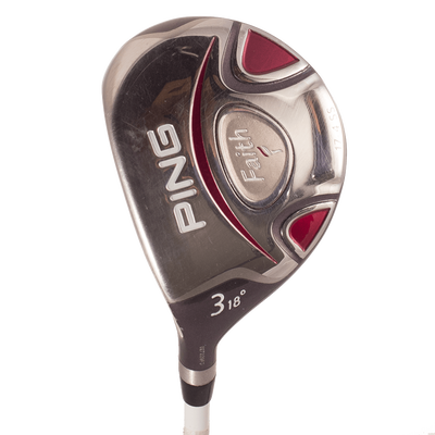 Ping Faith Fairway Woods