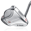 Odyssey White Steel 2-Ball Putters - View 1