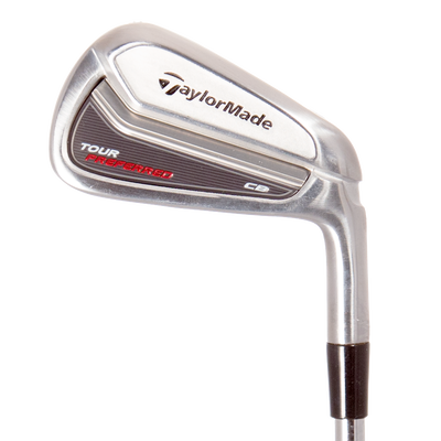 TaylorMade Tour Preferred CB Irons (2014) 3-9 Iron Mens/LEFT
