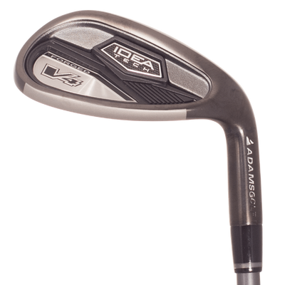 Adams Golf Idea Tech V4 5-PW,GW Mens/Right