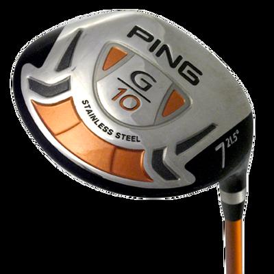 Ping G10 Draw Fairway Woods