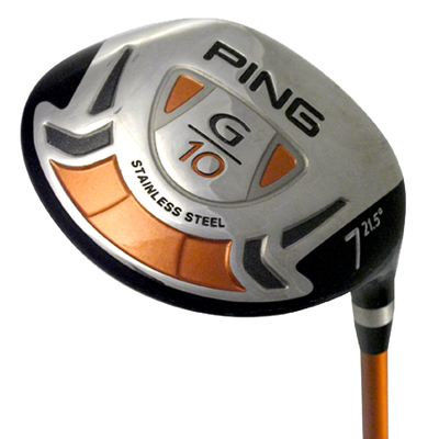 Ping G10 Draw Fairway Woods
