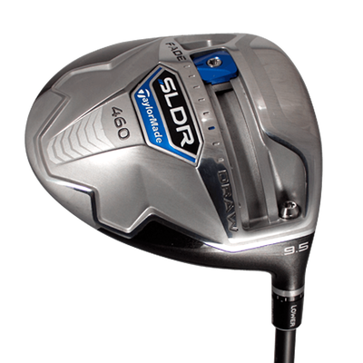 TaylorMade SLDR Drivers Driver 9.5° Mens/Right