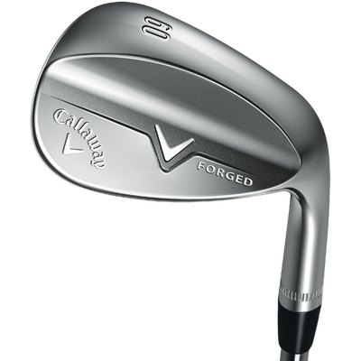 Forged Dark Chrome Lob Wedge Mens/Right