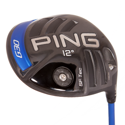 Ping G30 SF Tec Driver 12° Mens/Right