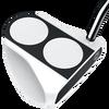 Odyssey Versa 90 2-Ball White Putter - View 1
