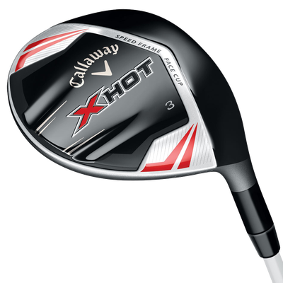 X Hot Fairway Woods