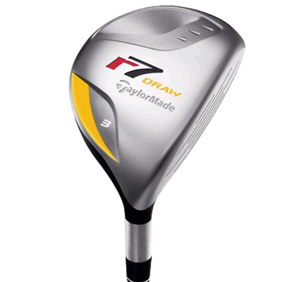 TaylorMade R7 Draw Fairway Woods