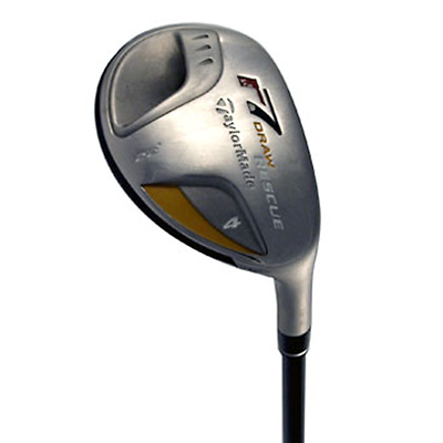 TaylorMade R7 Draw Rescue Hybrids