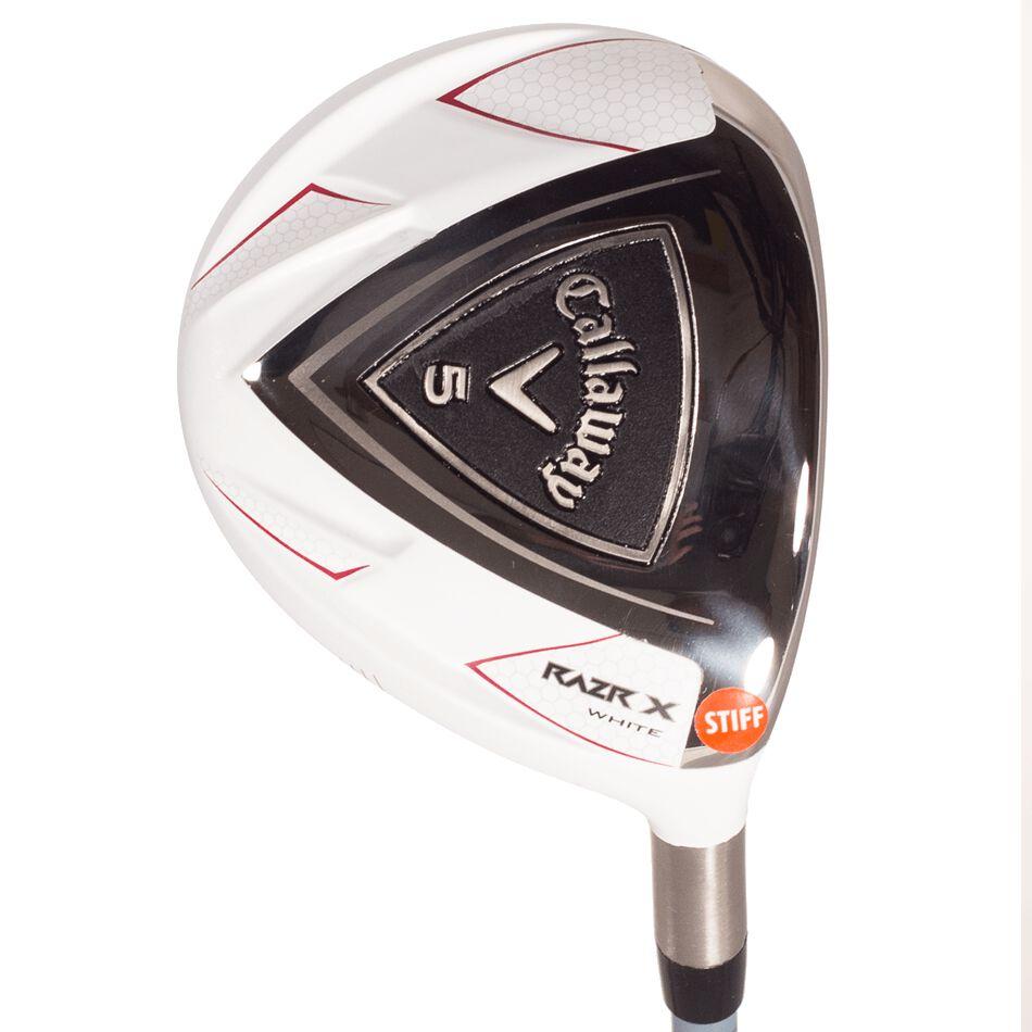Callaway Golf RAZR X White Fairway Woods