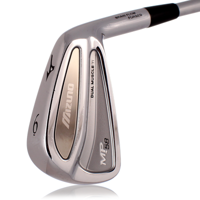 Mizuno MP-58 Irons