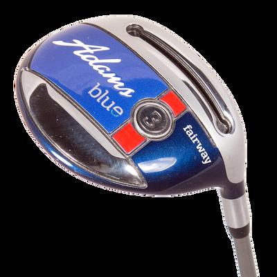 Adams Golf 2015 Blue 5 Wood Mens/LEFT