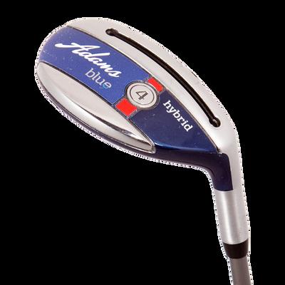 Adams Golf 2015 Blue 4 Hybrid Mens/Right