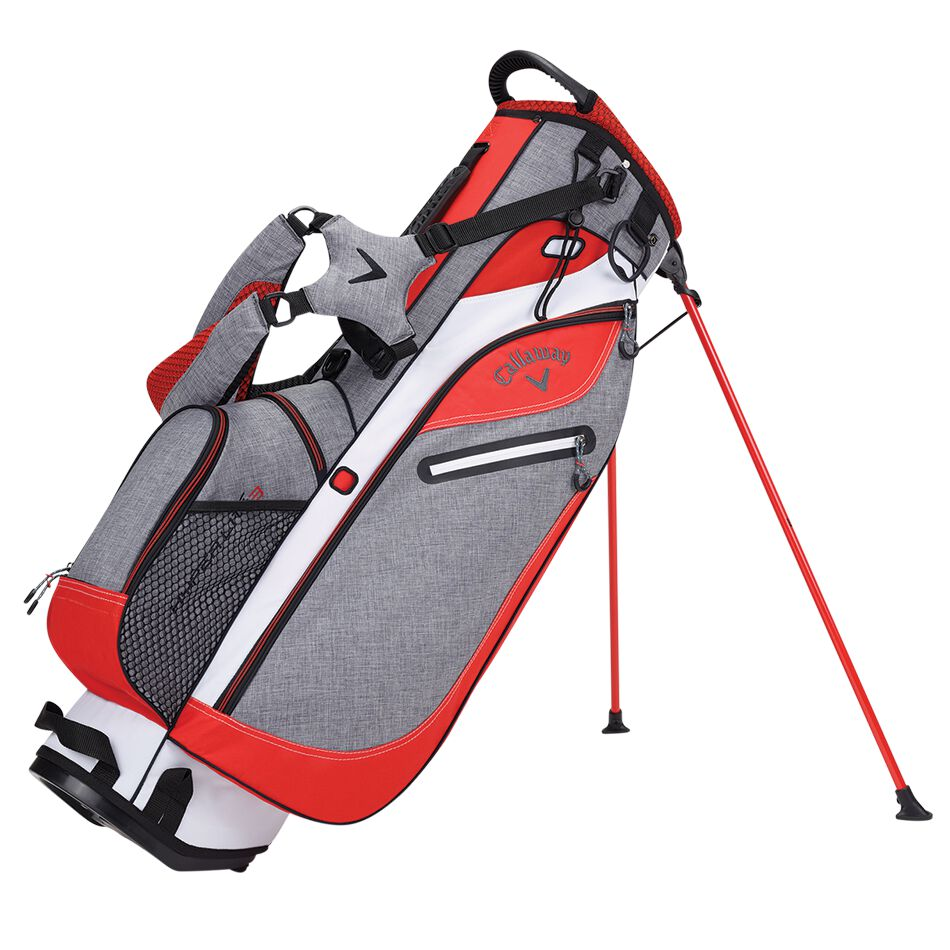 Callaway Golf Hyper-Lite 3 Double Strap Stand Bag