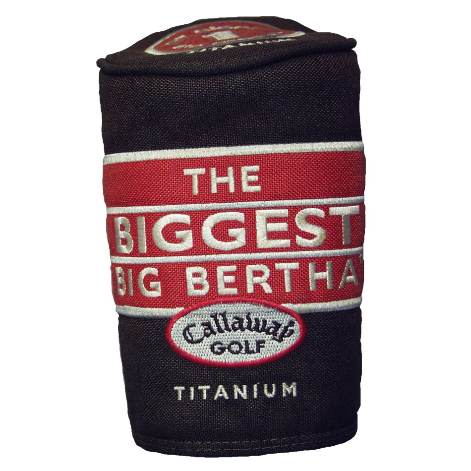 Callaway Golf Biggest Big Bertha Headcover