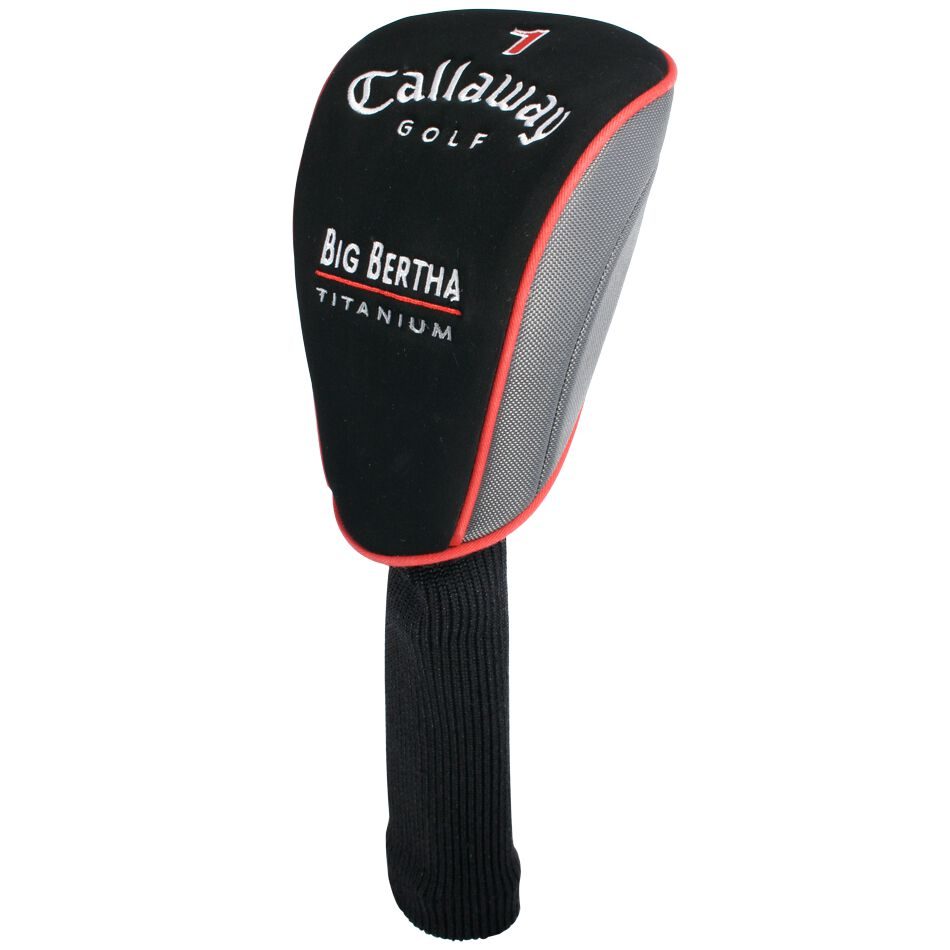Callaway Golf Big Bertha Titanium Driver Headcover