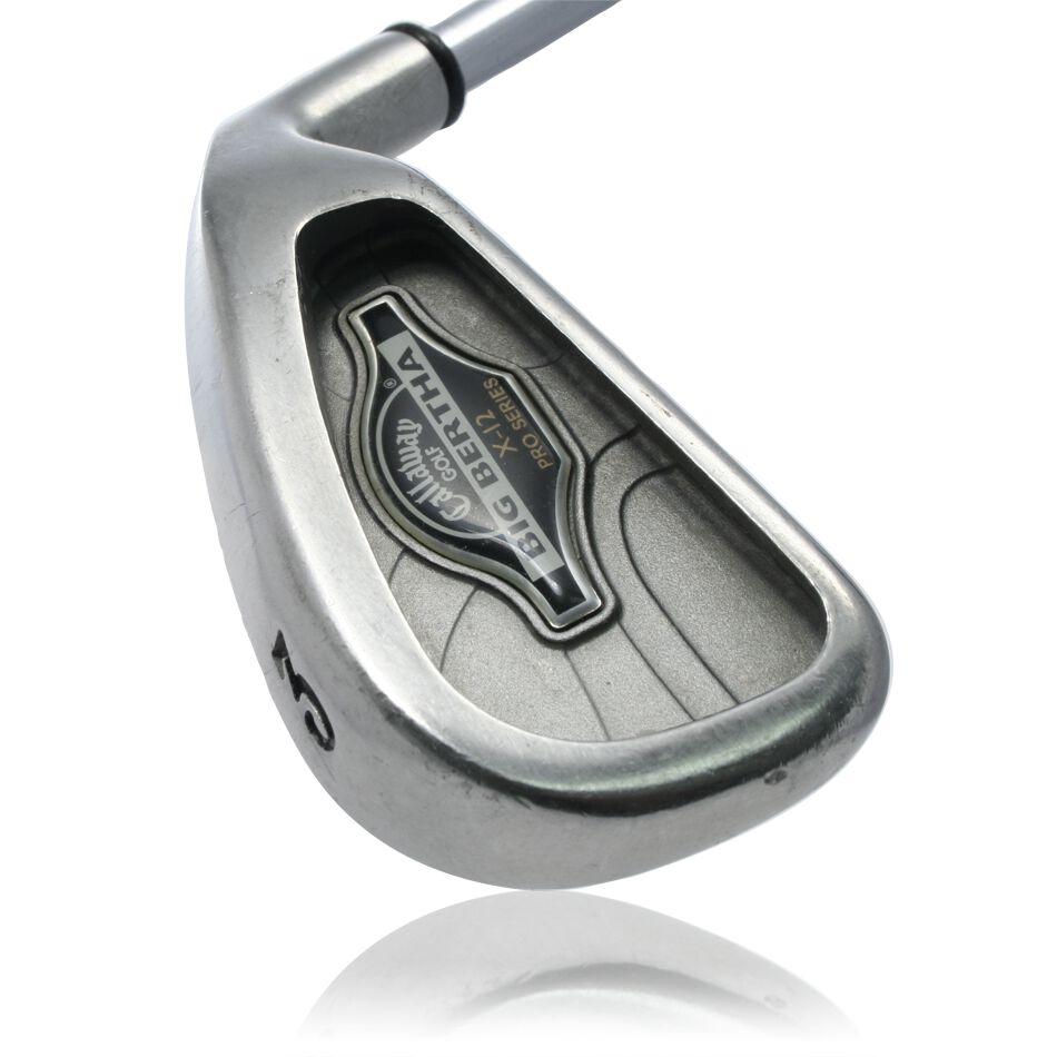 Callaway Golf Big Bertha X-12 Pro Series Irons