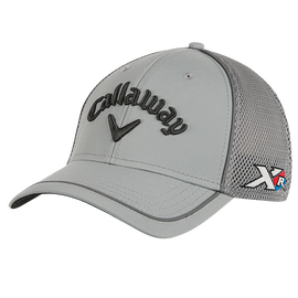 Tour Authentic Mesh Fitted Cap