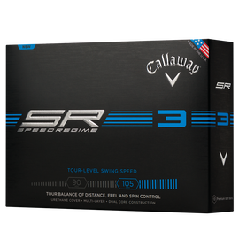 Speed Regime 3 Golf Balls