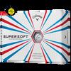 Supersoft Golf Balls - View 1