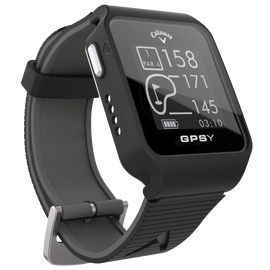 GPSy Black Sport Watch