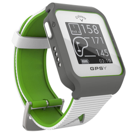 GPSy White Sport Watch