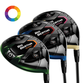 Big Bertha Alpha 816 Double Black Diamond Udesign Driver