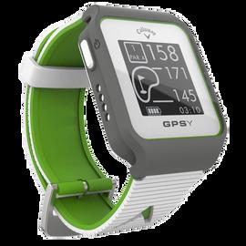 GPSy White Sport Watch