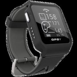 GPSy Black Sport Watch
